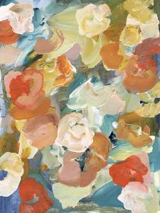 Country Flowers I by Jodi Fuchs