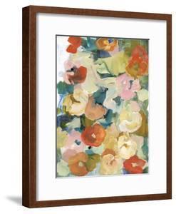 Country Flowers II by Jodi Fuchs