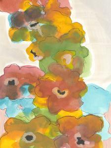 Floral Cascade I by Jodi Fuchs