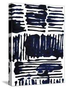 Indigo Stripes I by Jodi Fuchs