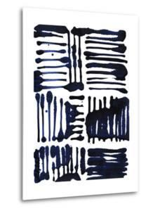 Indigo Stripes II by Jodi Fuchs