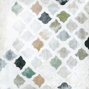 Turkish Tile I by Jodi Fuchs