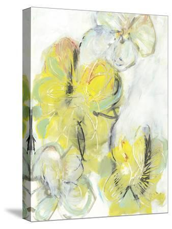 Yellow Floral Abstract II