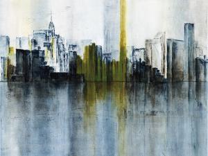 Blue Metropolis by Jodi Maas