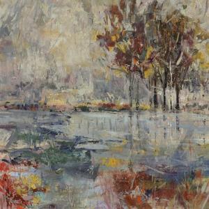 Glass Lake by Jodi Maas