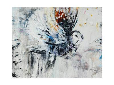 Owl in Flight by Jodi Maas