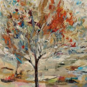 Red Bird Tree by Jodi Maas