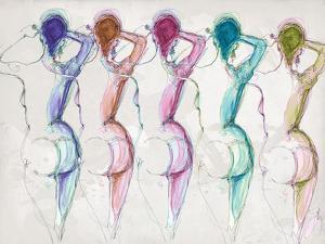 Nude 4B by Jodi Pedri