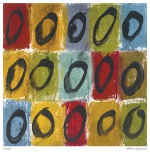 Full Circle I by Jodi Reeb-myers
