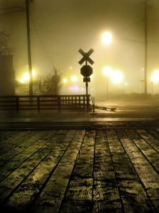 Foggy Night by Jody Miller