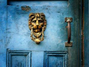 Lion Head by Jody Miller