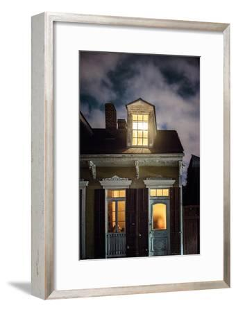 Night Scene with House