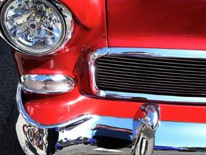 Red and Chrome by Jody Miller
