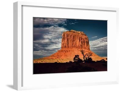 Red Rock in Monument Valley USA