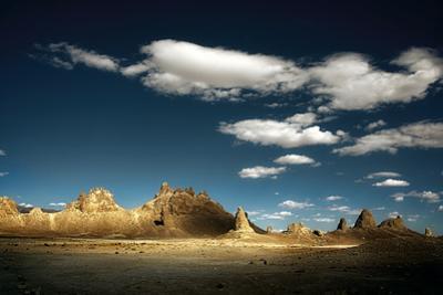 Remote Desert Location in USA