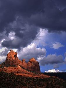 Sedona before the Storm by Jody Miller