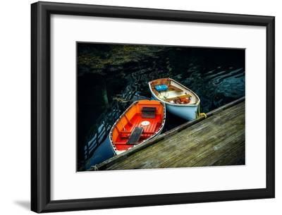 Small Rowing Boats