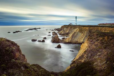 Point Arena Lighthouse In Mendocino County