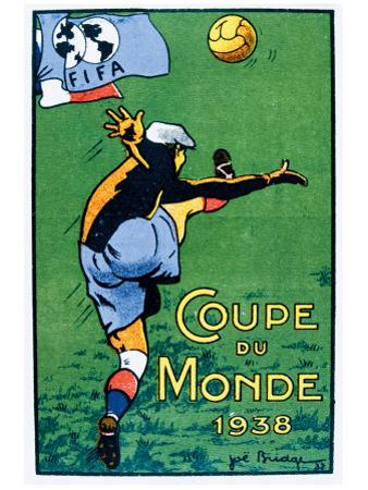 Coupe du Monde, 1938 by Joe Bridge
