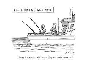 New Yorker Cartoon by Joe Dator
