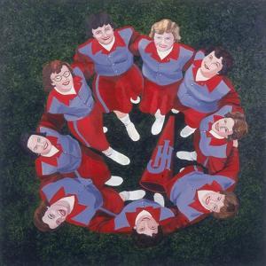 Circle, 2000 by Joe Heaps Nelson