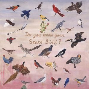 Do You Know Your State Bird?, 1996 by Joe Heaps Nelson