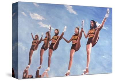 Florida State Cheerleaders, 2002