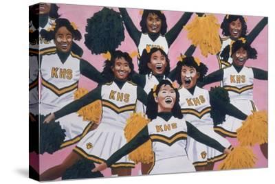 Kiamuki High School Cheerleaders, 2002