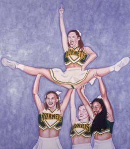 Let's Go Hornets #1 Yeah!, 2002 by Joe Heaps Nelson