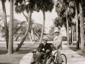 Joe Jefferson at Palm Beach, Fla.