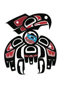Hawk with Human Inside by Joe Mandur Jr^