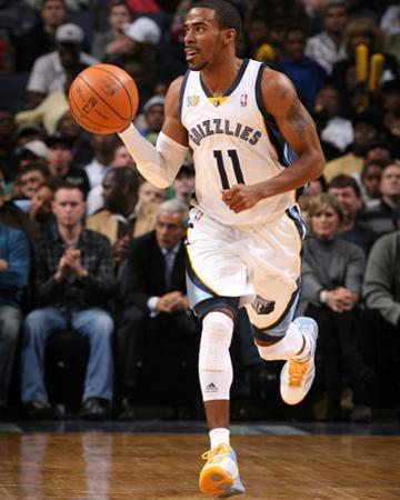 Los Angeles Lakers v Memphis Grizzlies: Mike Conley