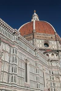 Partial View of the Santa Maria Del Fiore Cathedral, Including Dome by Joe Petersburger