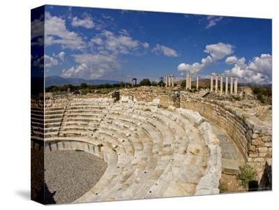 Amphitheatre Ruins, Aphrodisius, Turkey