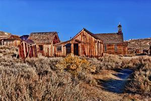 Bodie State Park, California, USA by Joe Restuccia III