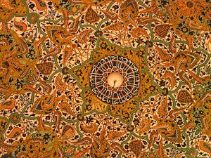 Ceiling of Merlana Museum, Konya City, Turkey by Joe Restuccia III