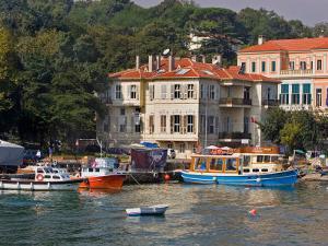 Cruise along Bosphorus, Istanbul, Turkey by Joe Restuccia III
