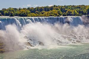 Niagara Falls from the Canadian Side by Joe Restuccia III