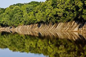Sailing on the Tombigbee Waterway in Alabama, USA by Joe Restuccia III