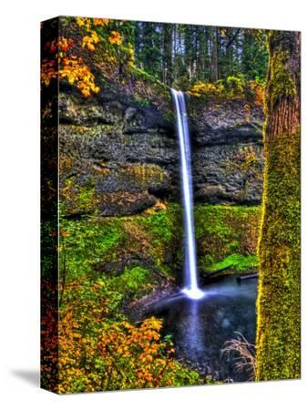 South Falls at Silver Falls State Park, Oregon, USA