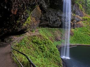 South Falls in Silver Falls State Park, Oregon, USA by Joe Restuccia III
