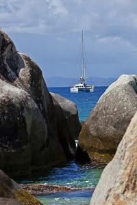 The Baths on Virgin Gorda, British Virgin Islands by Joe Restuccia III