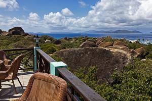 The Top of the Baths in Virgin Gorda, British Virgin Islands by Joe Restuccia III