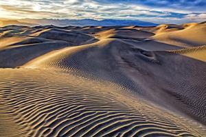 USA, Bishop, California. Death Valley National Park, sand dunes by Joe Restuccia III