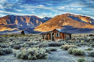 USA, California. June Lake, HWY 395. by Joe Restuccia III