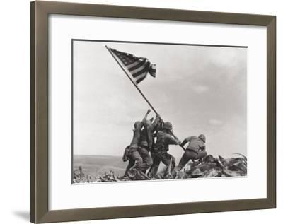Flag Raising on Iwo Jima, c.1945