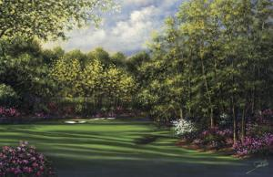 Augusta, Amen Corner by Joe Sambataro