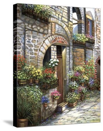 Flower Pots At Spello