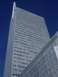 Republican National Bank and City Skyline Dallas, Texas by Joe Scherschel