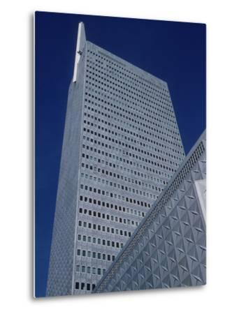 Republican National Bank and City Skyline Dallas, Texas